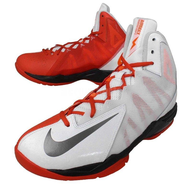 zapatillas de basket air max hombre