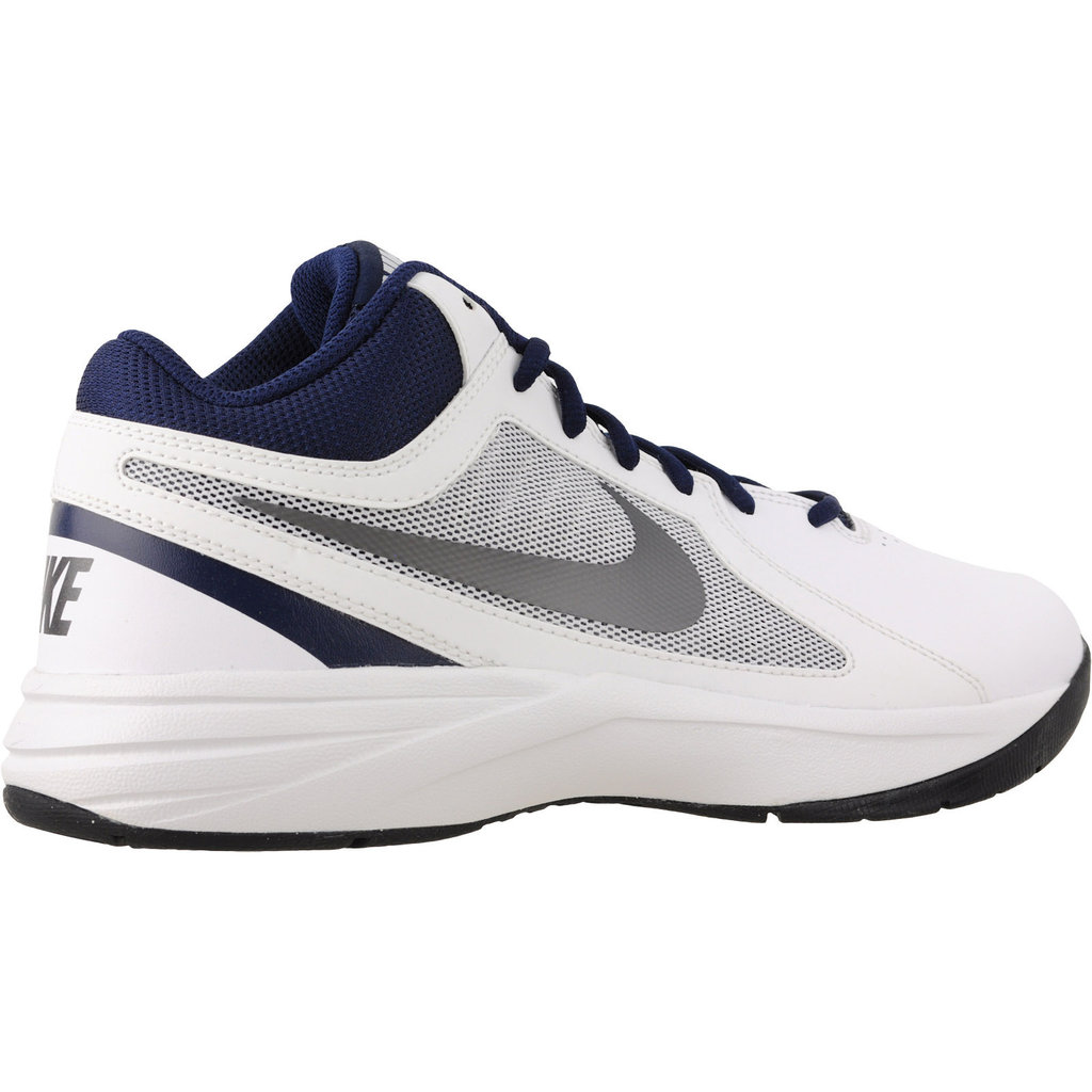 newest collection 5647c 3864b ... Zapatilla Nike The Overplay VIII Blanca gris plata ...