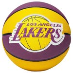 Balón Los Angeles Lakers NBA Team-Ball. Minibasket. Talla 5