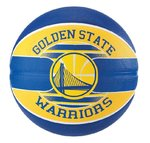 Balón Golden State Warriors. NBA Spalding. Minibasket. Talla 5