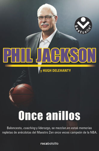 Once anillos. Phil Jackson