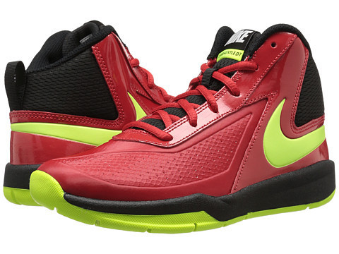zapatillas nike baloncesto rojas