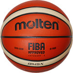Balón Molten BGM5X. Talla 5. Indoor/Outdoor