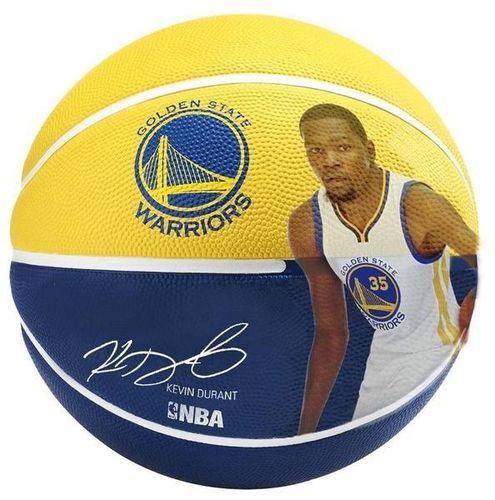 Balón Spalding NBA Kevin Durant. Golden State Warriors Talla 7