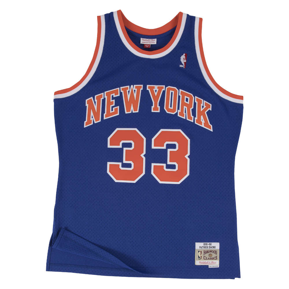 Camiseta Patrick Ewing. Swingman. Hardwood Classics. Mitchell and Ness 8781a59609a