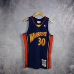 Camiseta Stephen Curry. Golden State Warriors. #30. 2009-10.Hardwood Classics. Swingman