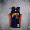 Camiseta Stephen Curry. Golden State Warriors. Hardwood Classics