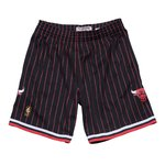 Shorts Chicago Bulls. Swingman. Negro alternate. Hardwood Classics
