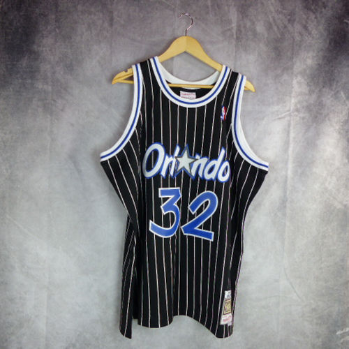 Camiseta Shaquille O'Neal . Orlando Magic. #32.1994-95. Hardwood Classics. Swingman.
