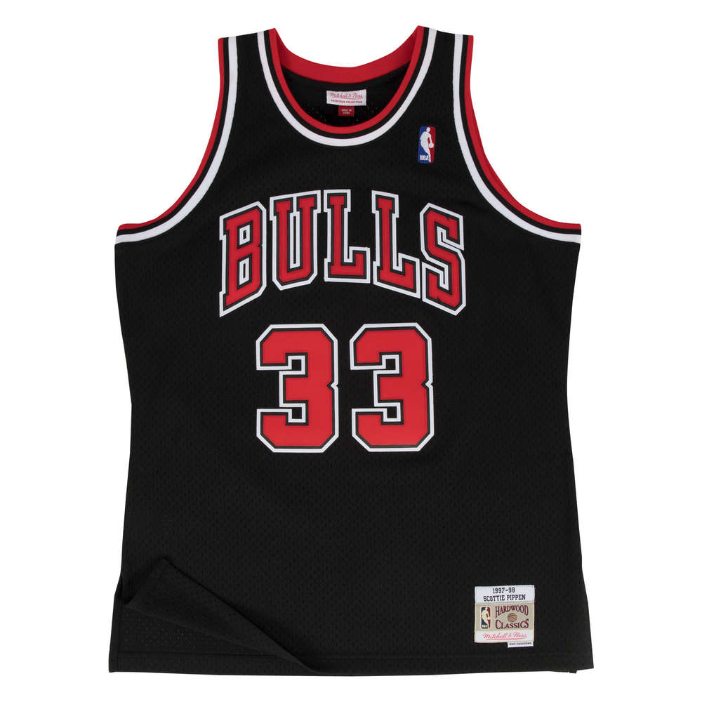 Scottie Pippen. Chicago Bulls. Swingman. Mitchell and Ness. Hardwood ... 98d133523d0