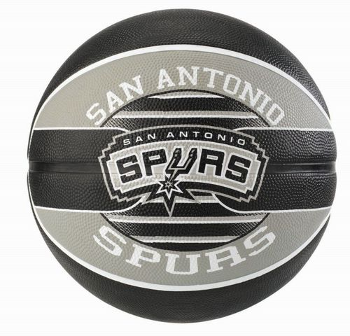 Balón San Antonio Spurs NBA Team-Ball 2017. Talla 7. Senior