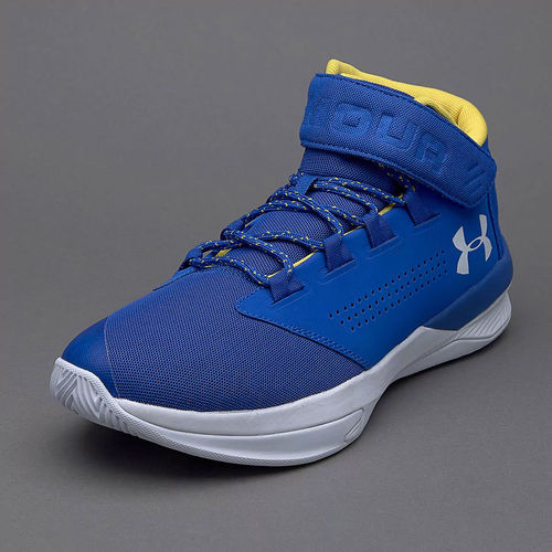 Zapatilla baloncesto Under Armour Get B Zee. Azul