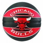 Balón Spalding Chicago Bulls NBA Team-Ball. Minibasket