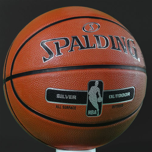 Pelota NBA Silver Outdoor