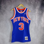 Camiseta John Starks. New York Knicks NBA. #3. Hardwood Classics