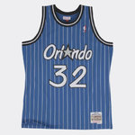 Camiseta Shaquille O'Neal .Orlando Magic. Swingman. Hardwood Classics.azul royal