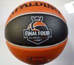 Balón Euroleague Gameball TF-1000.Final Four. Belgrado 2018