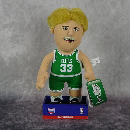 Larry Bird. Boston Celtics. Muñeco Peluche