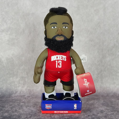 James Harden. Houston Rockets. NBA. Muñeco Peluche