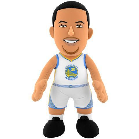Stephen Curry. Golden State Warriors. NBA. Muñeco Peluche