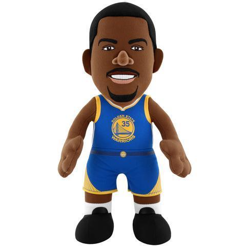 Kevin Durant. Golden State Warrios. NBA. Muñeco Peluche