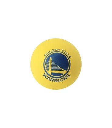 Spaldeens Golden State Warriors NBA. Pelota goma bote alto.