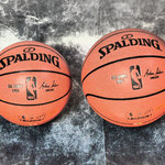 Pack Pelotas Spalding NBA Trainer. Oversized y Heavy wegiht