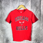 Camiseta Chicago Bulls. NBA. Ovation SS Basic Tee.