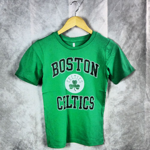 Camiseta Boston Celtics. NBA. Ovation SS Basic Tee.