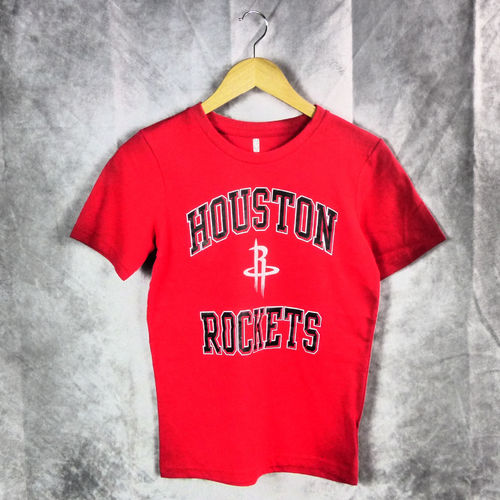 Camiseta Houston Rockets NBA. Ovation SS Basic Tee.