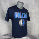 Camiseta Dallas Mavericks NBA. manga corta. New Era