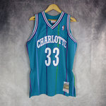 Camiseta Alonzo Mourning. Orlando Magic. Swingman. Harwood Classics.Mitchell and Ness.