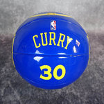 Mini balón Stephen Curry. Golden State Warriors. NBA. Spalding