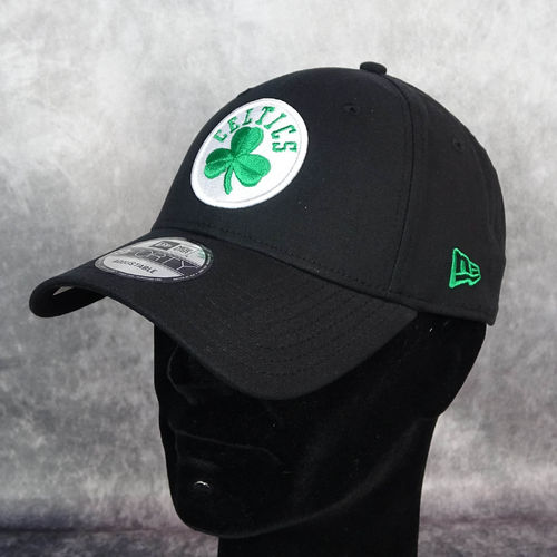 "Gorra NBA New Era ""Boston Celtics"" negro"