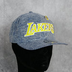 "Gorra NBA New Era ""Los Angeles Lakers"". Denim 9FIFTY"