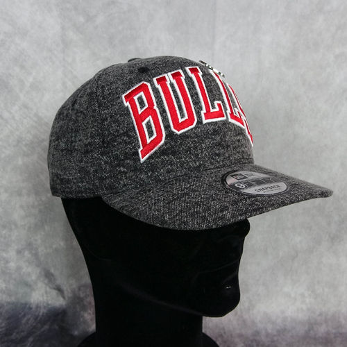 Gorra NBA New Era Chicago Bulls 9FIFTY. Denim