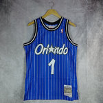 Camiseta Anfernee Hardaway. Orlando Magic. Azul royal. Hardwood Classics. Swingman Fandation