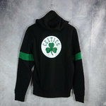 Sudadera con capucha. Boston Celtics NBA. New Era. Negra