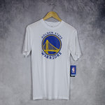 Camiseta manga corta Stephen Curry. Golden State Warriors. NBA. Blanca. Outerstuff