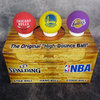 Pack Spaldeens Angeles Lakers, Golden State Warriors, Chicago Bulls