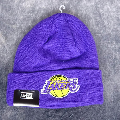 Gorro NBA Ángeles Lakers. Essential. New Era