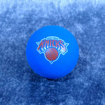 Spaldeens New York Knicks NBA. Pelota goma bote alto.