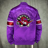 Chaqueta Toronto Raptors Heavyweight Satin Jacket. Hardwood Classics. Mitchell and Ness