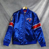 Chaqueta New York Knicks Heavyweight Satin Jacket. Hardwood Classics. Mitchell and Ness