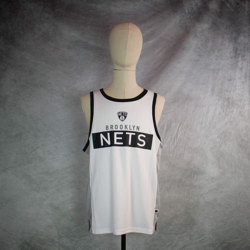 Camiseta sin mangas. Kevin Durant. New Jersey Nets NBA. Outerstuff