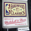 Etiqueta NBA Hardwood Classics. Nostalgia Co. Mitchell and Ness