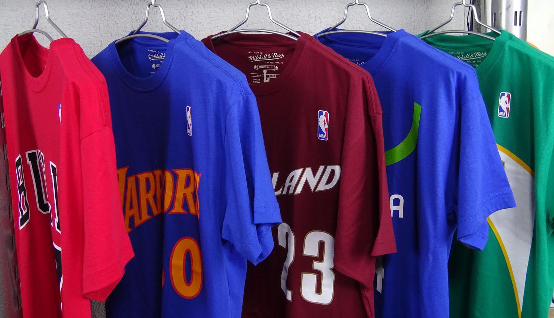 7c187f998e8 Camisetas NBA retro en Basketspirit.com Venta en Madrid
